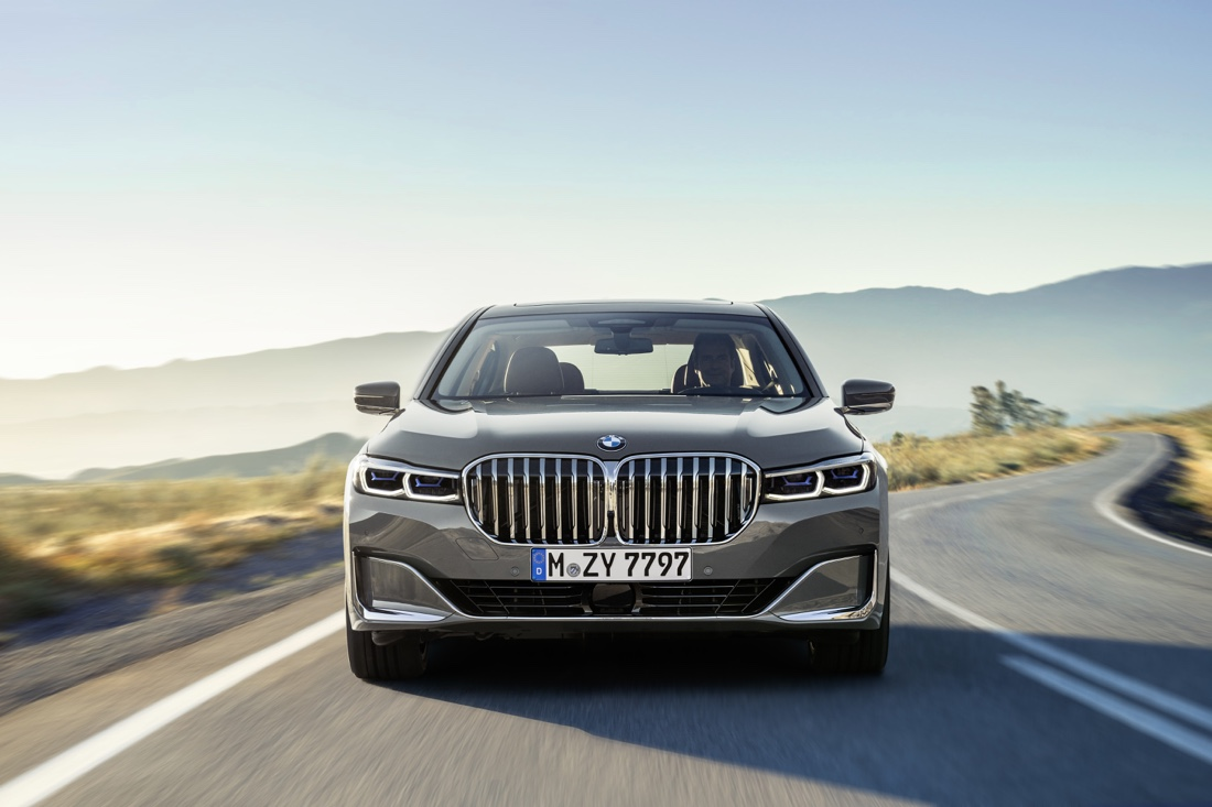 Prezzi di BMW Serie 7 restyling