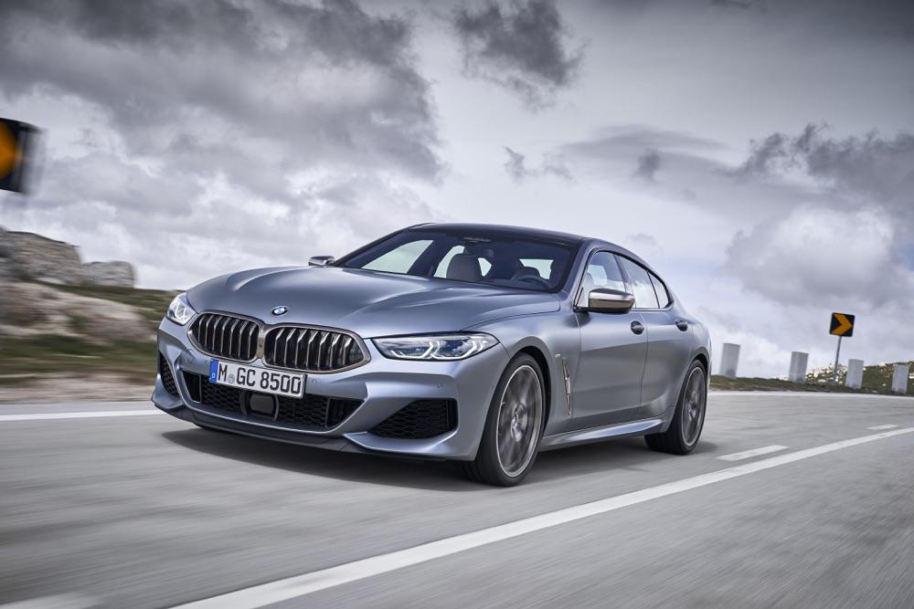 BMW Serie 8 Gran Coupe M850i