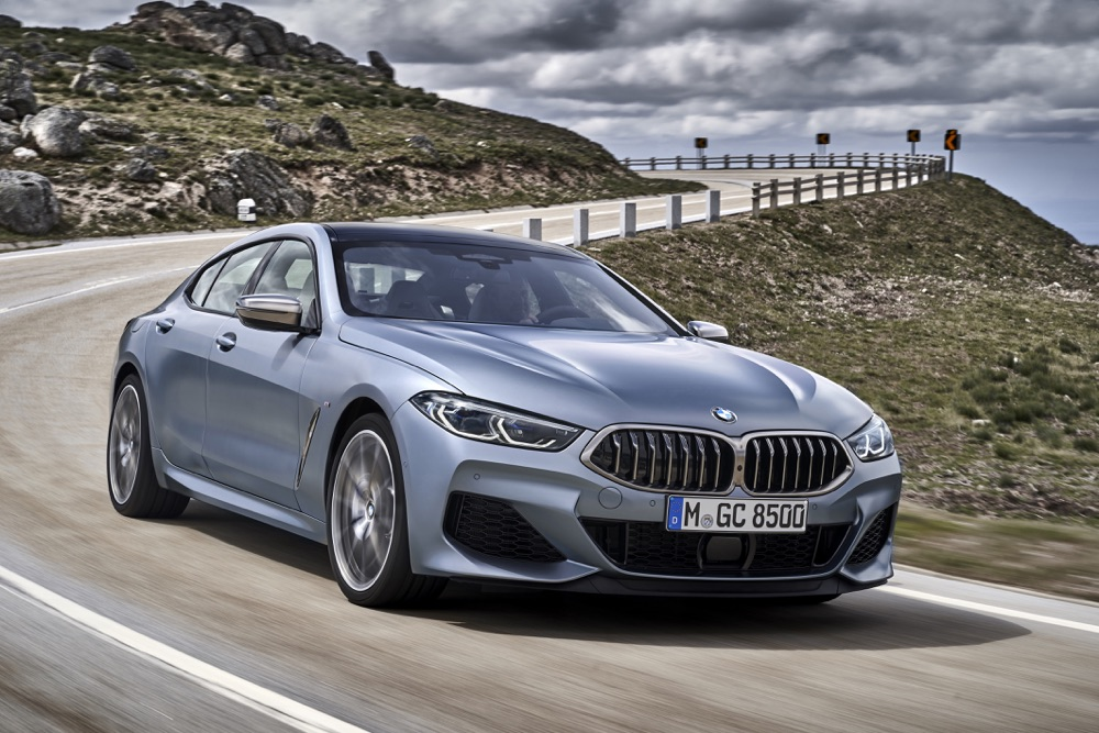 BMW Serie 8 Gran Coupe