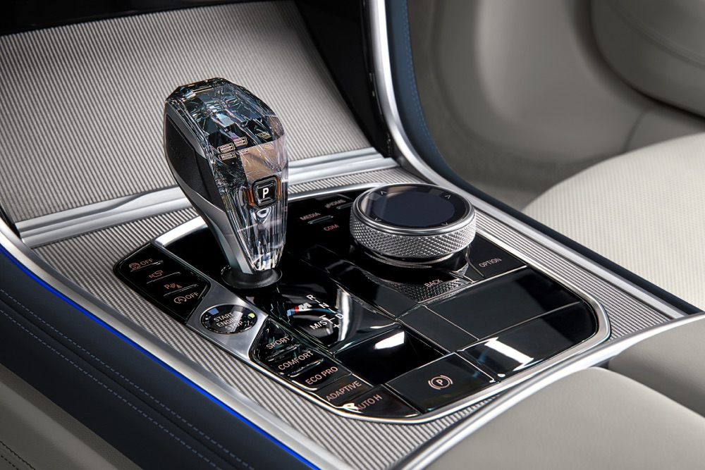 Cambio Steptronic di BMW Serie 8 Gran Coupe