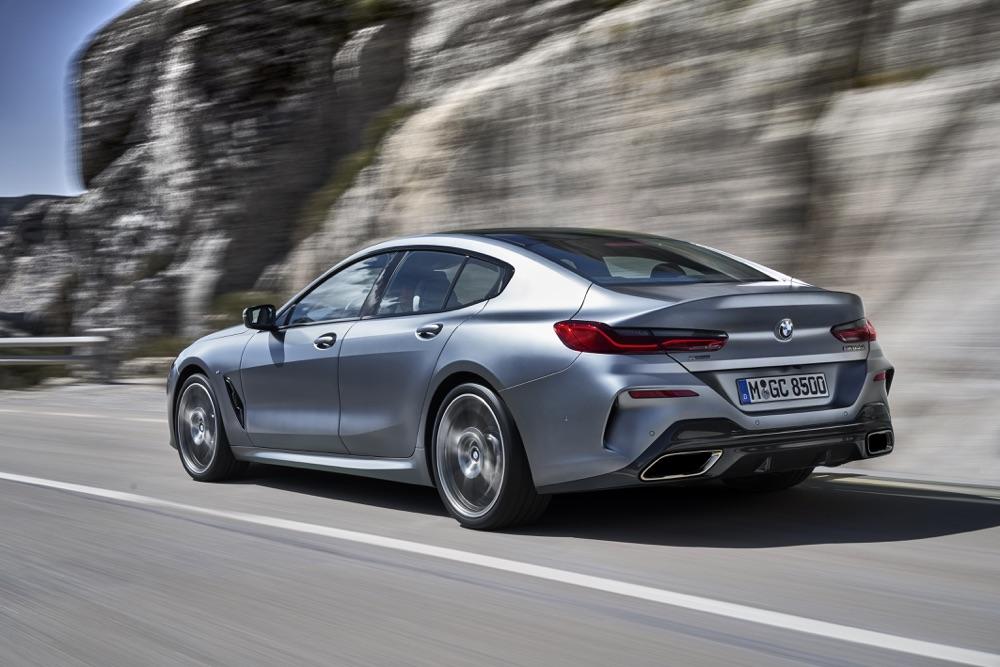 Consumi di BMW Serie 8 Gran Coupe