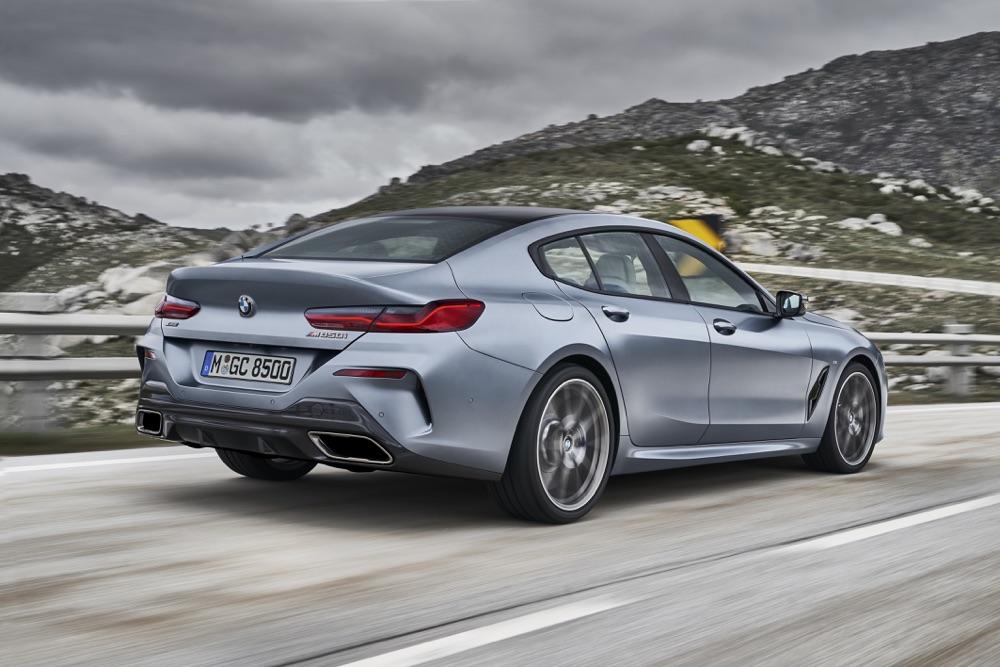 Motori di BMW Serie 8 Gran Coupe