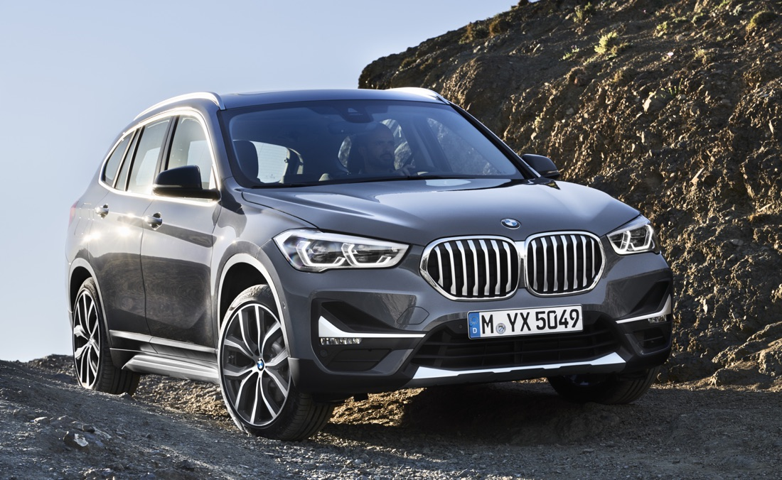 BMW X1 restyling 2019 xDrive