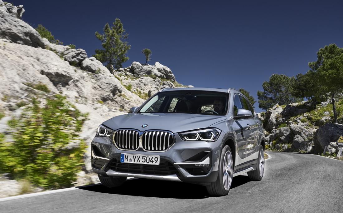 Caratteristiche di BMW X1 restyling 2019