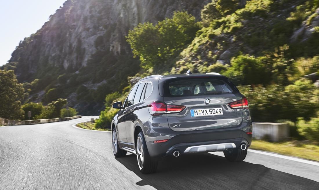 Motori di BMW X1 restyling 2019