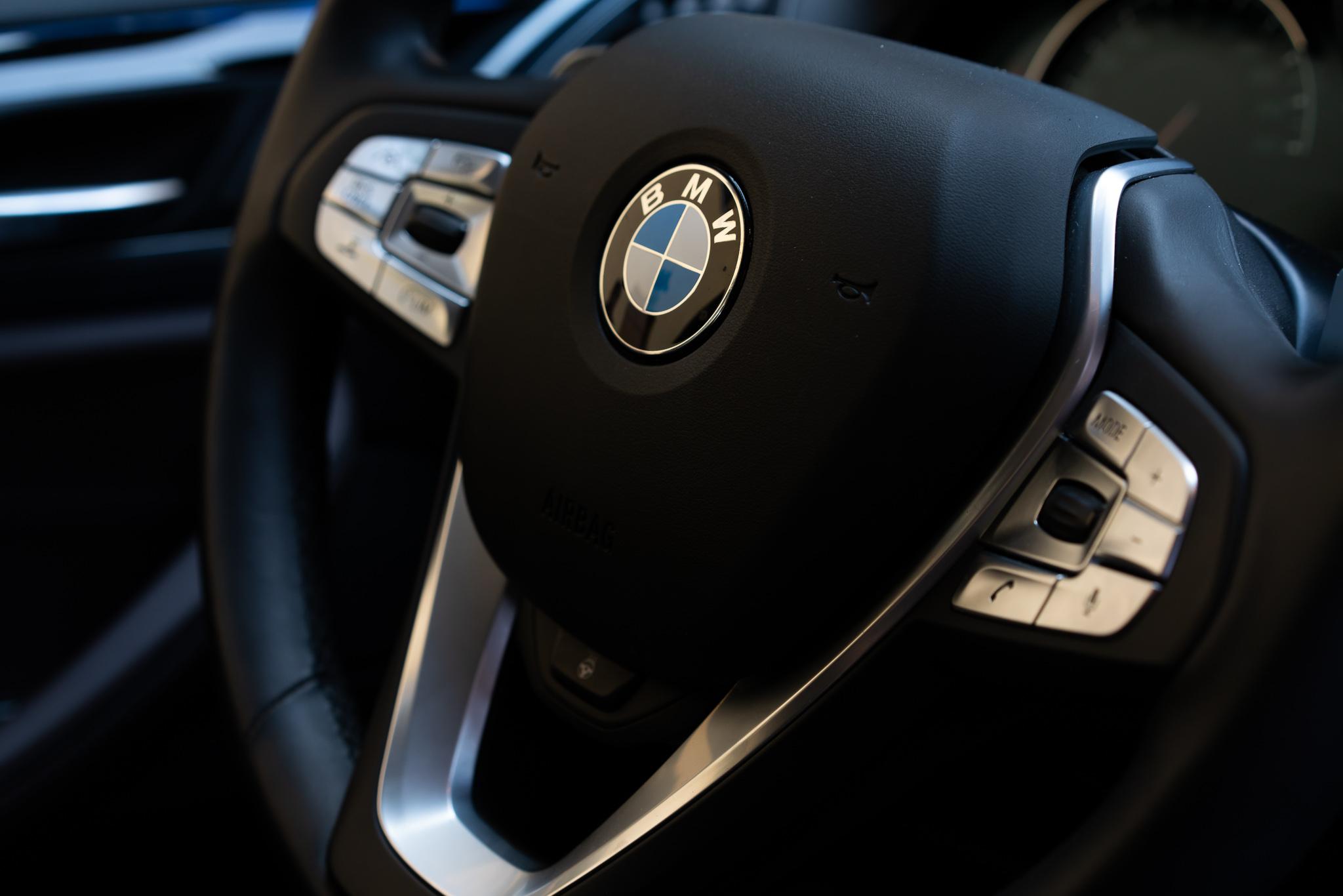 volante-bmw-x3