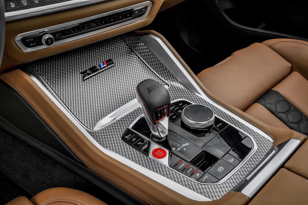 Cambio di BMW X5 M