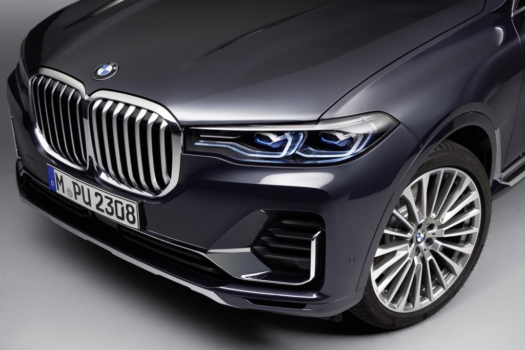 Fari Laserlight BMW X7