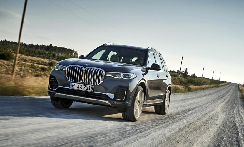Nuova BMW X7