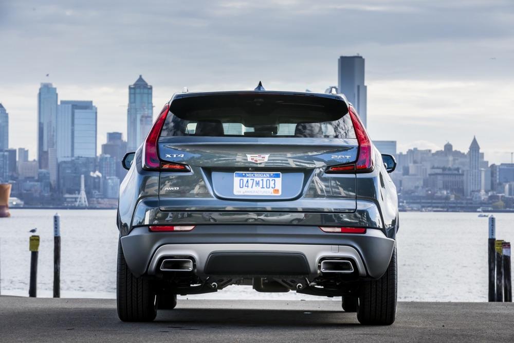 Prezzo del suv Cadillac XT4 2020