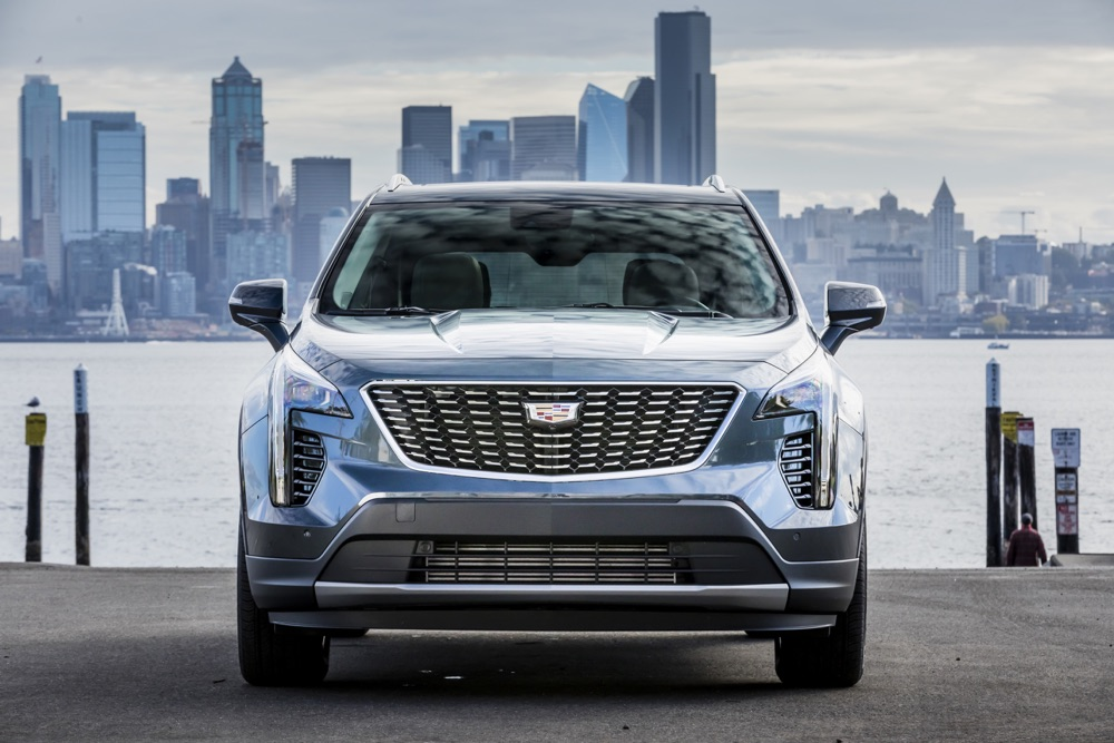 Uscita del suv Cadillac XT4 2020