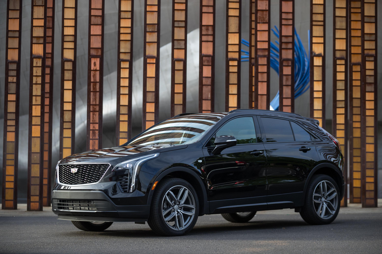suv Cadillac XT4 2020 Launch Edition Sport