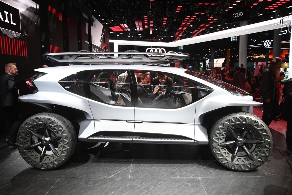 Audi AI:Trail Concept-3