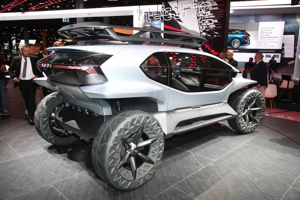 Audi AI:Trail Concept-4