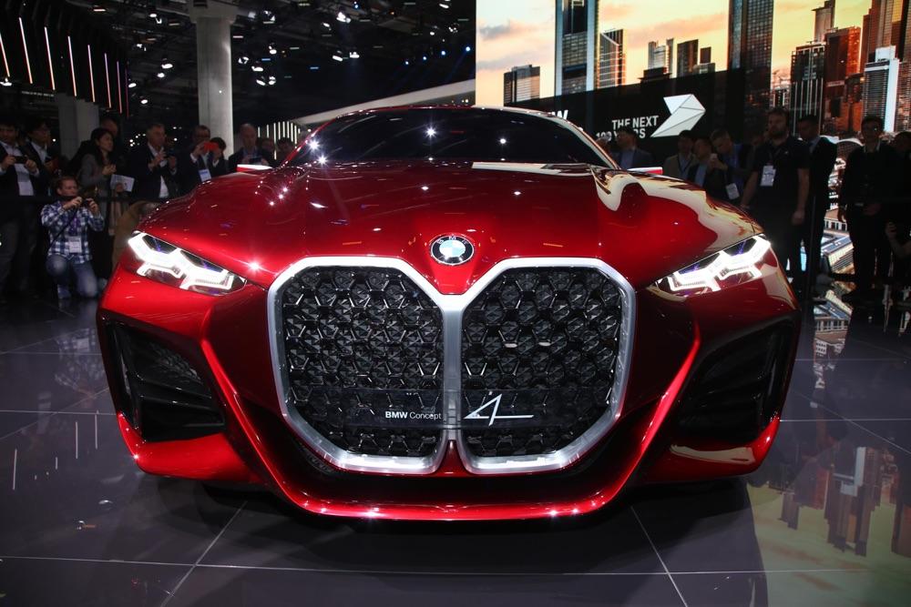 BMW Concept 4-2