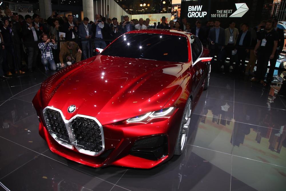 BMW Concept 4-3