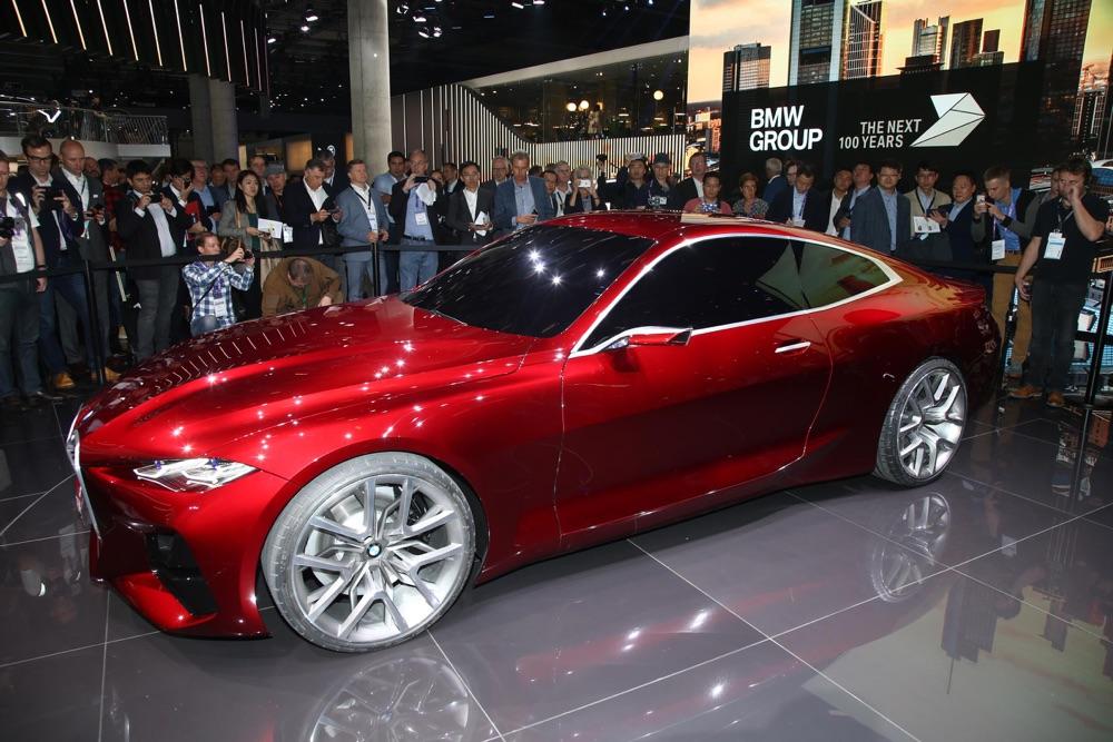 BMW Concept 4-4