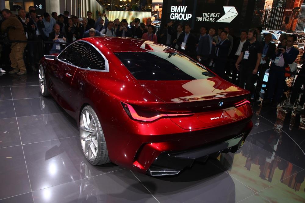 BMW Concept 4-5