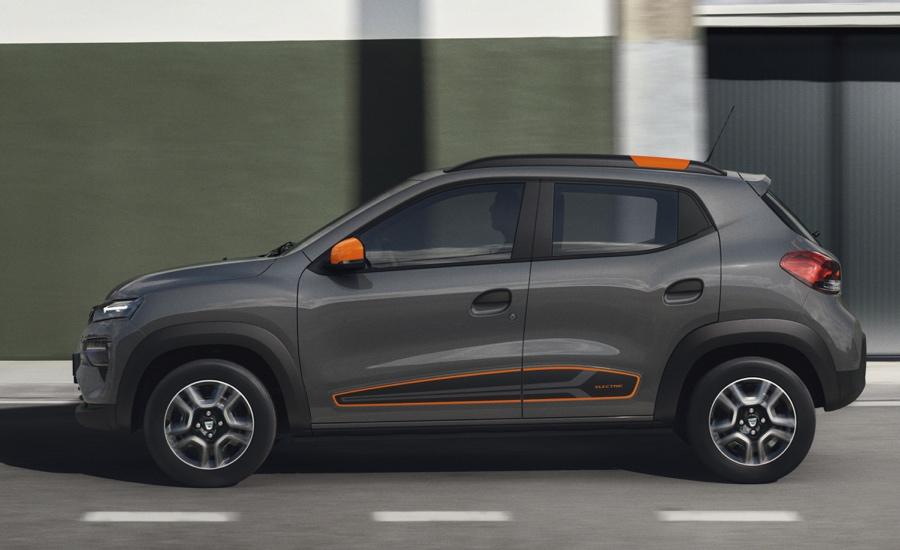 Dimensioni di Dacia Spring elettrica