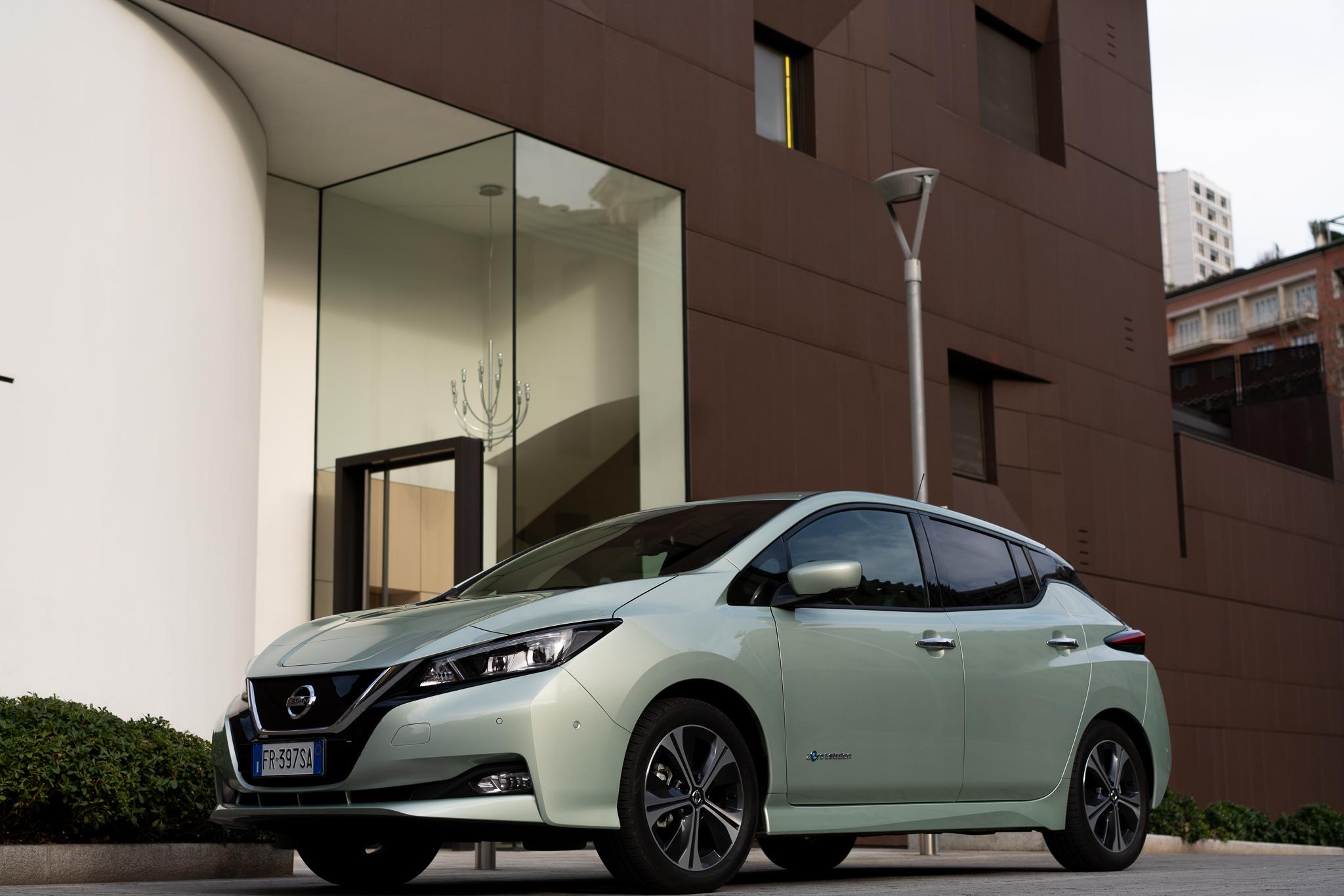 Nissan LEAF e-Xperience