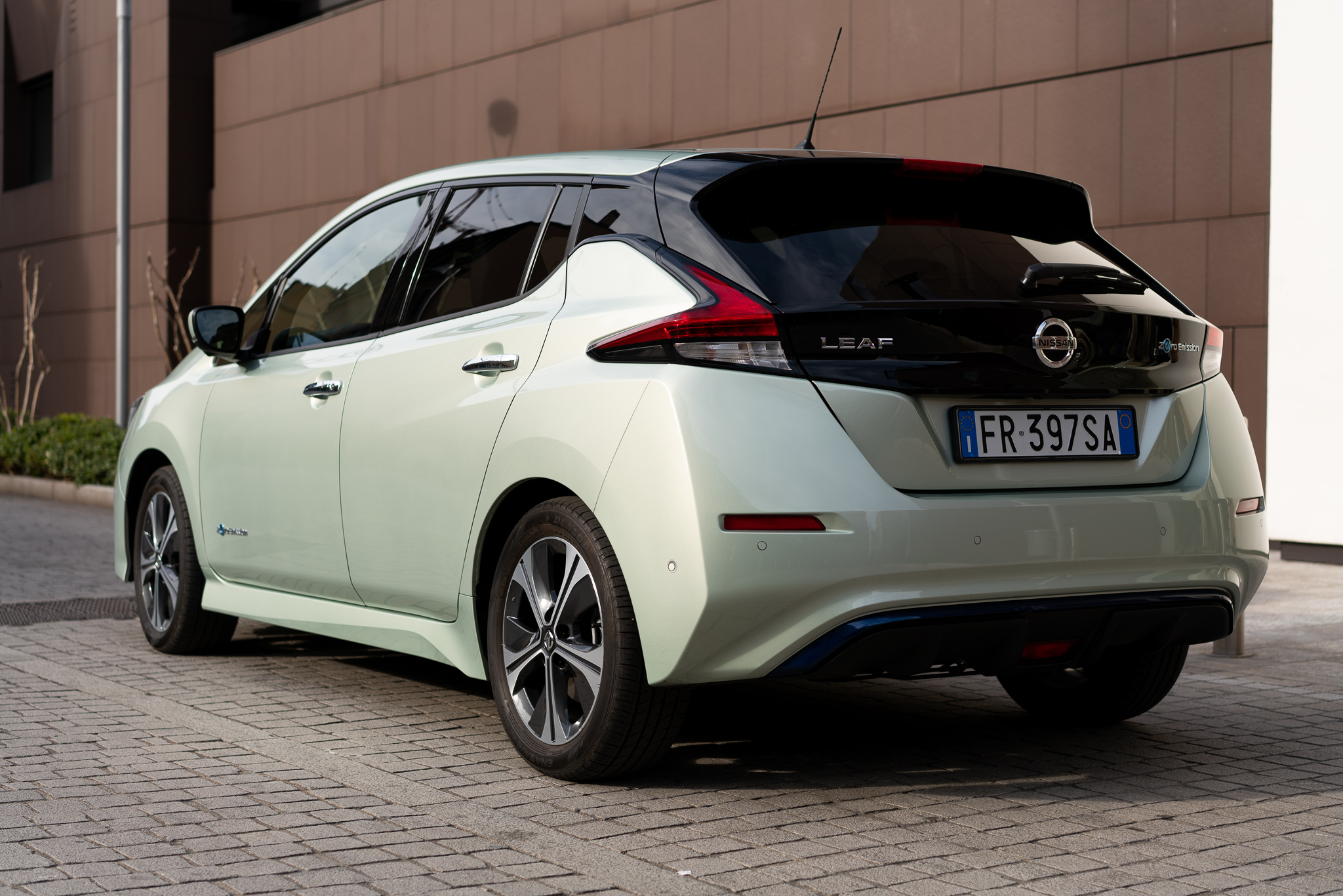 Posteriore Nissan LEAF