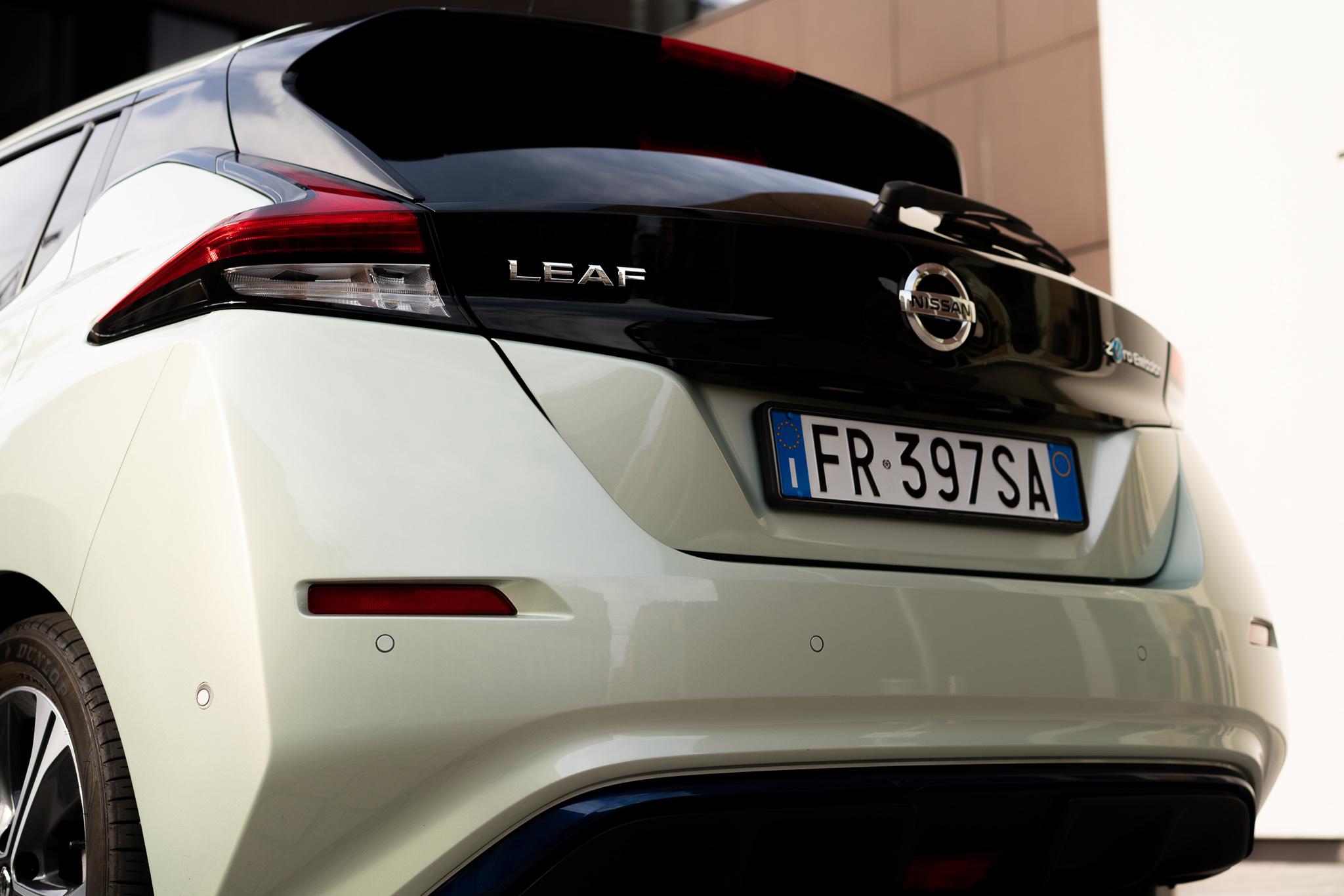 Batterie Nissan LEAF
