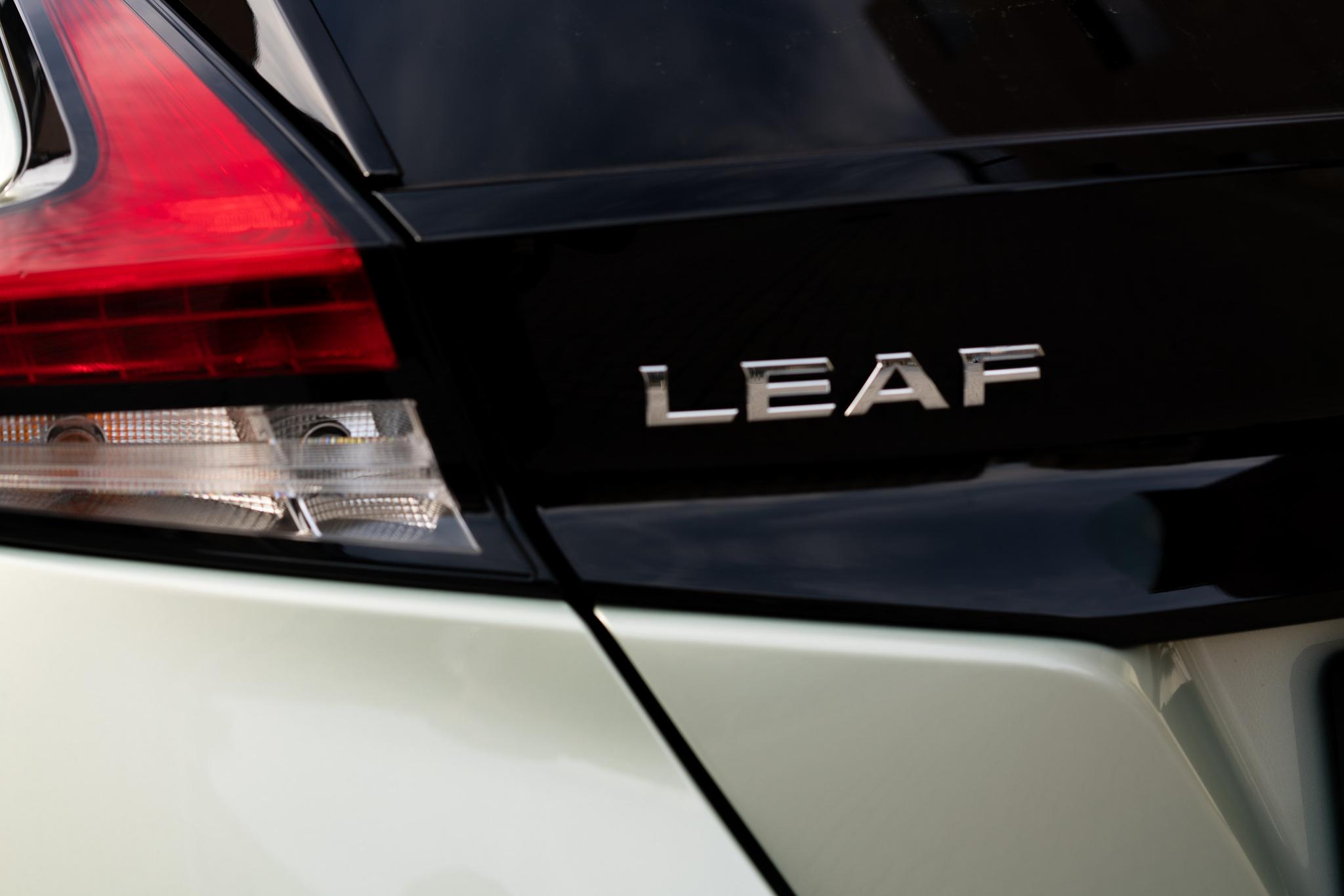 Autonomia Nissan LEAF