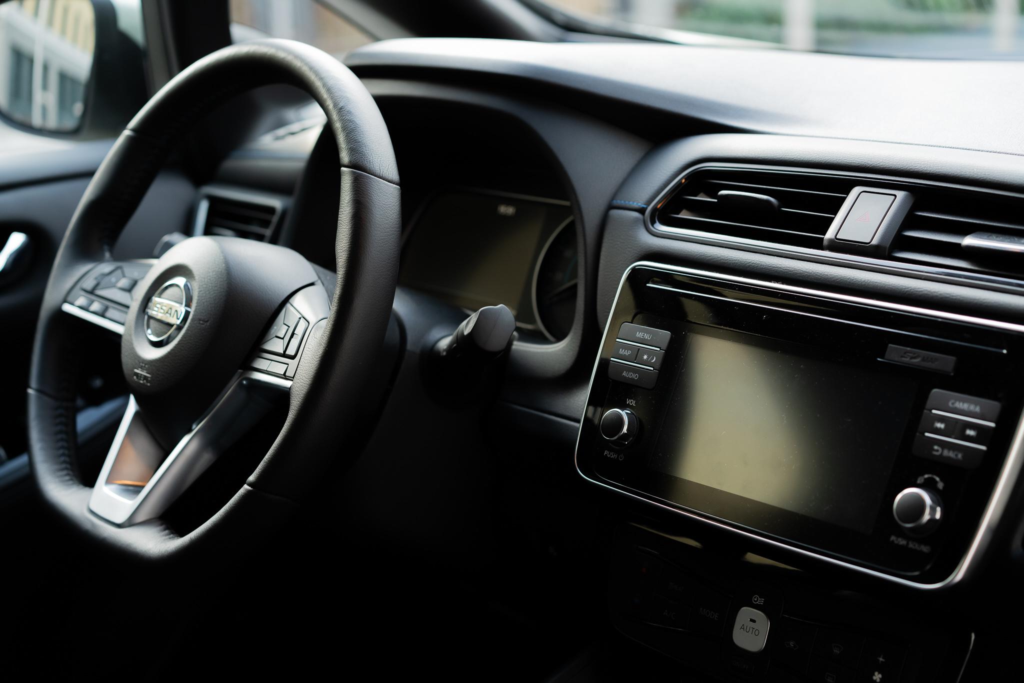 Tecnologia Nissan LEAF