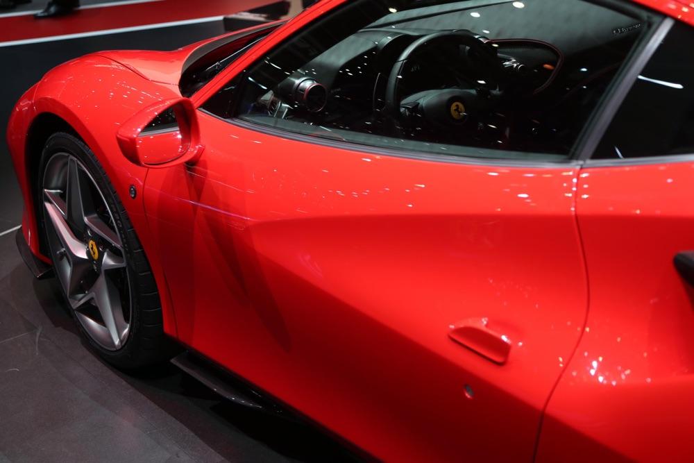 Novità di Ferrari F8 Tributo