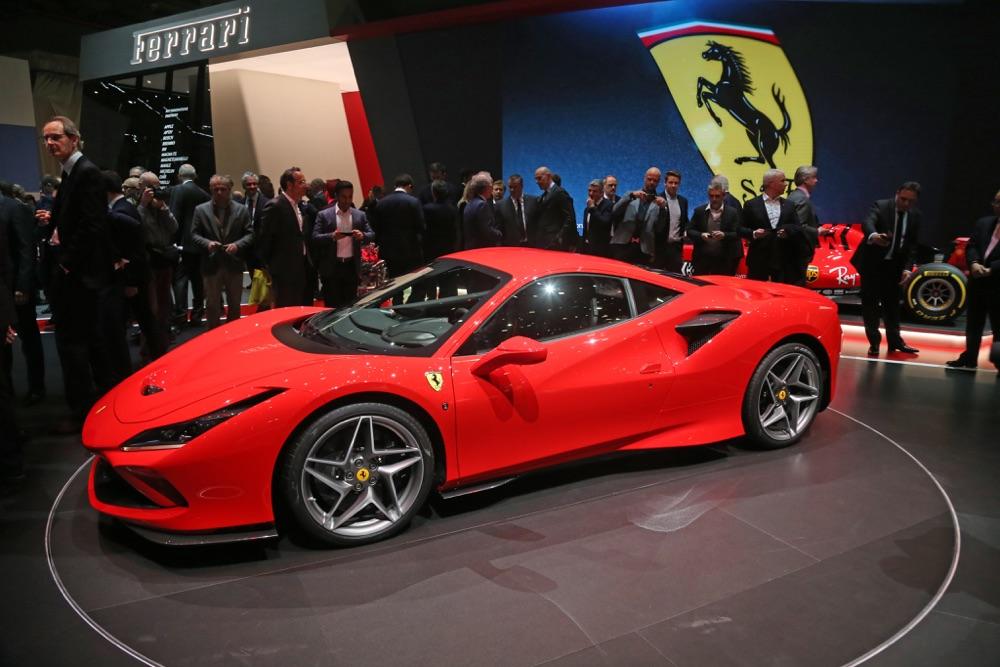 Prestazioni di Ferrari F8 Tributo