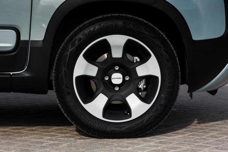Cerchi di Fiat Panda mild-hybrid