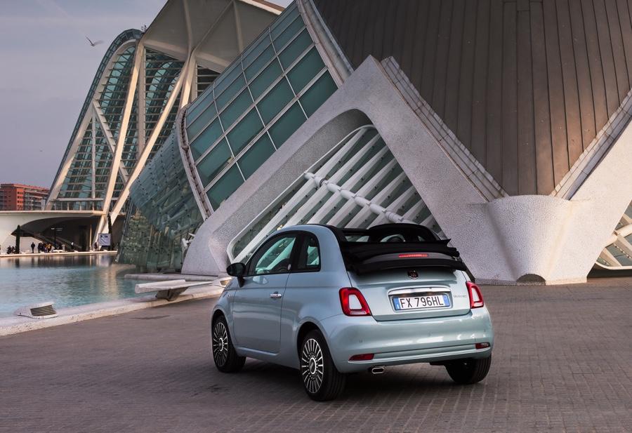 Consumi di Nuova Fiat 500 Hybrid