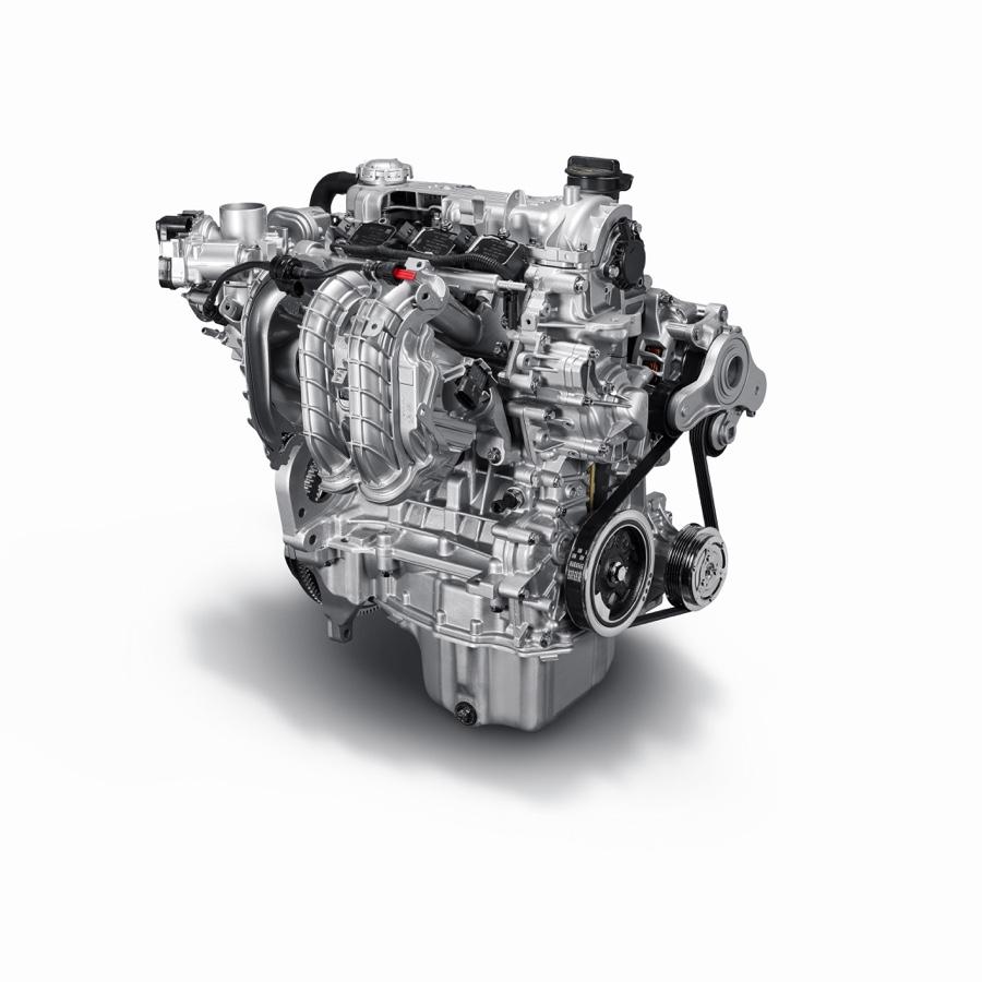 Motore FireFly mild-hybrid