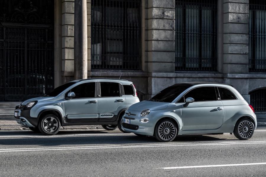 Prezzo di Fiat Panda Hybrid e Fiat 500 Hybrid