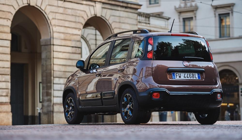 Fiat Panda Trussardi 4x4