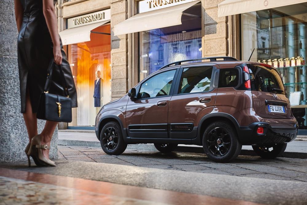 Finanziamento su Fiat Panda Trussardi