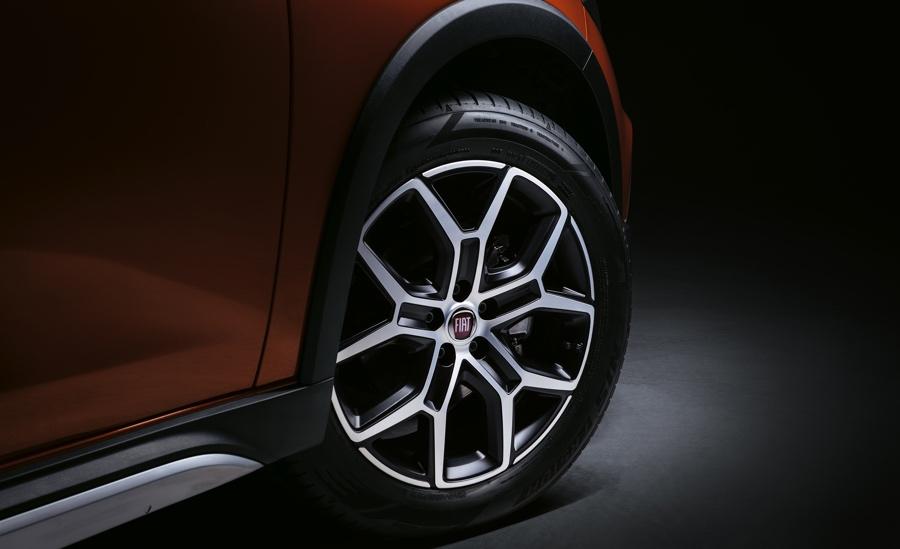 Cerchi di Fiat Tipo Cross