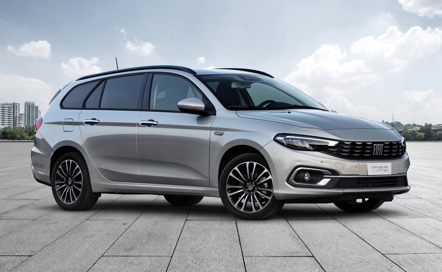 Fiat Tipo restyling station wagon