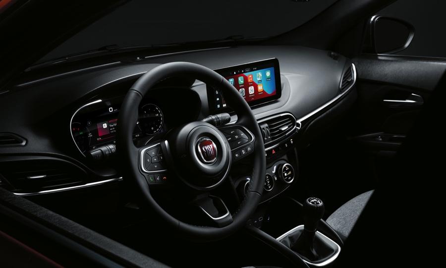 Strumentazione di Fiat Tipo Cross