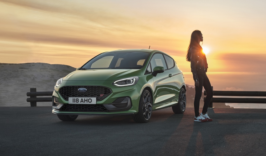 Ford Fiesta ST restyling