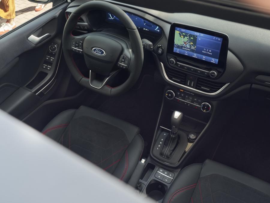 Ford Fiesta restyling SYNC3