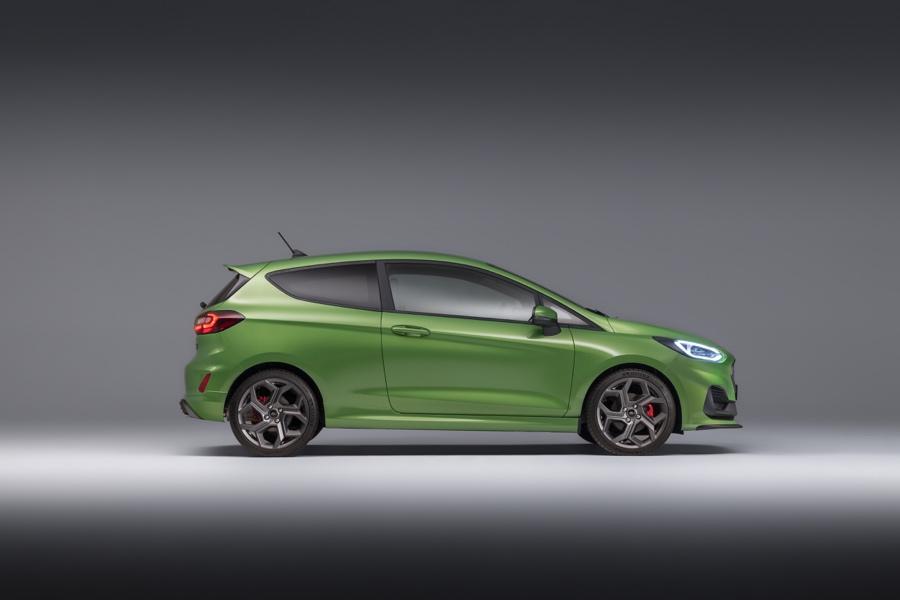 Versioni di Ford Fiesta restyling