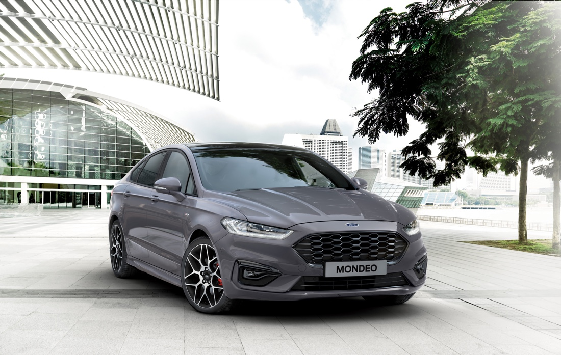 Ford Mondeo berlina 2019