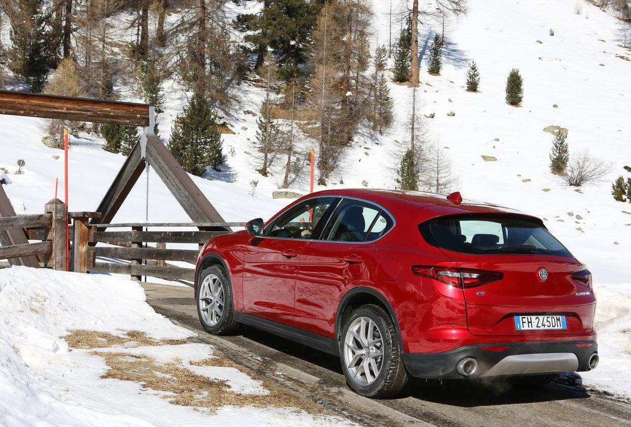 Motori di Alfa Romeo Stelvio