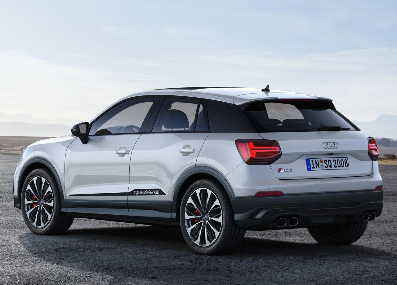 Versioni di Audi Q2