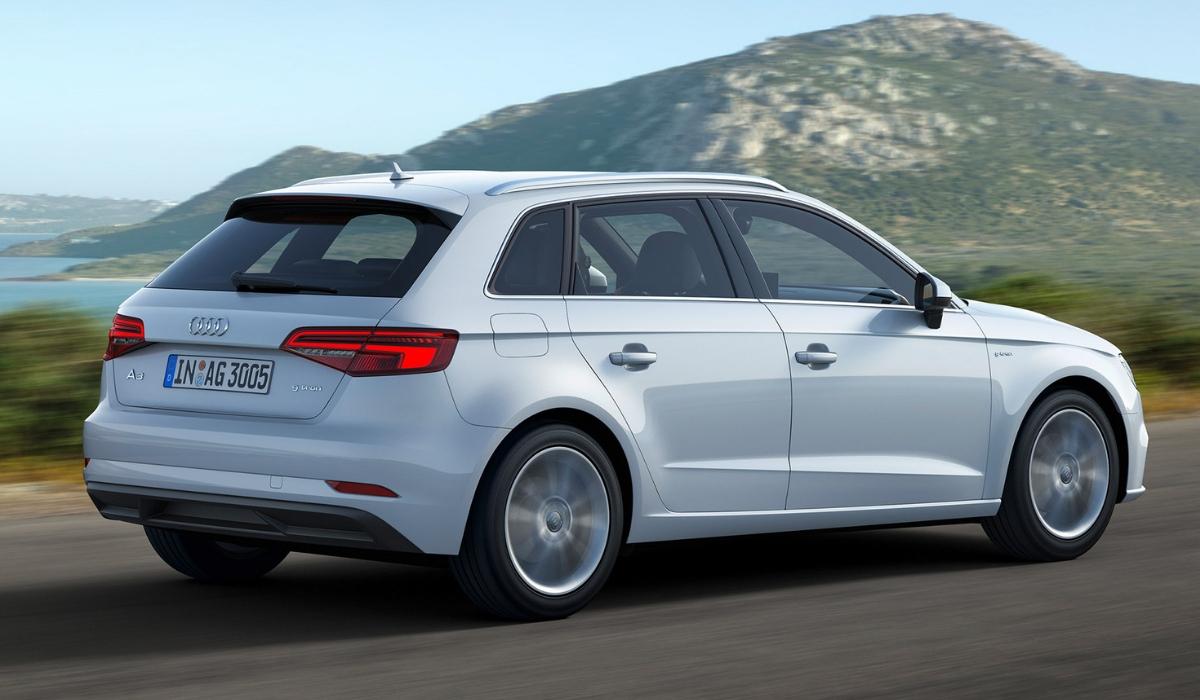 Nuova Audi A3 Sportback g-tron a metano