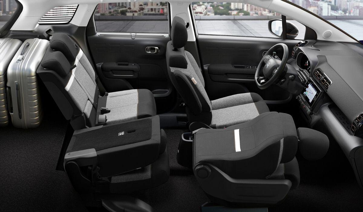 Nuova Citroen C3 Aircross 2020 interni