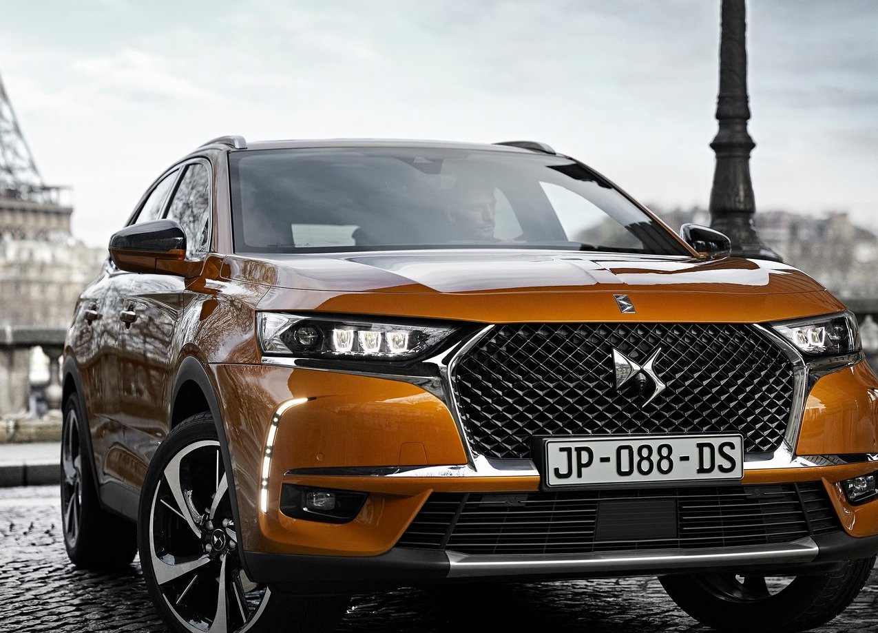 DS 7 Crossback suv