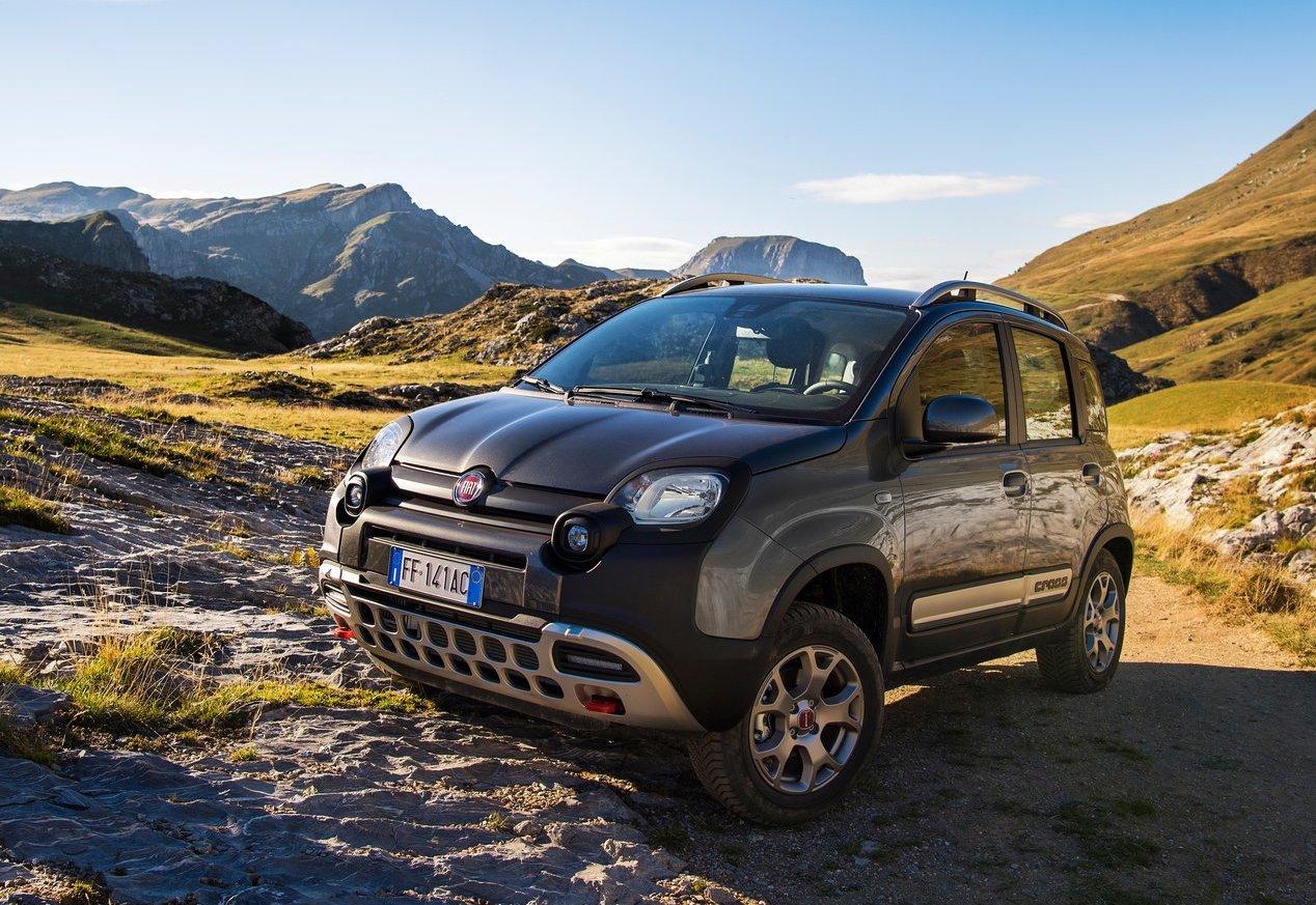 Fiat Panda 2019