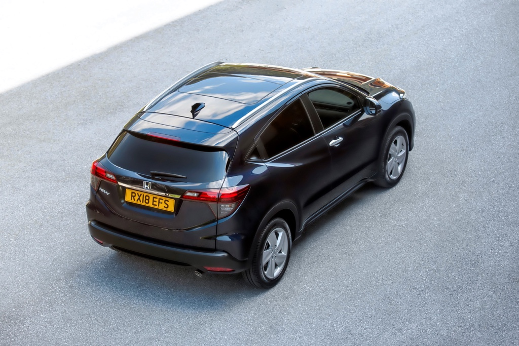 Honda HR-V turbo 1.5